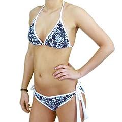 Penn State Nittany Lions Ladies Hawaiian 2 Piece Bikini by G-III Sports