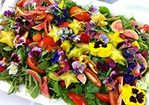 Amazon.com : *Seeds and Things-- 500 Seeds Edible Flower