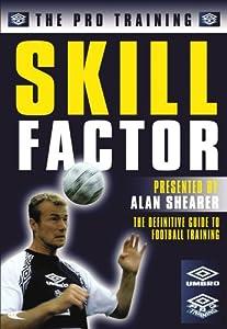 Alan Shearer's Pro Training Skill Factor [DVD]