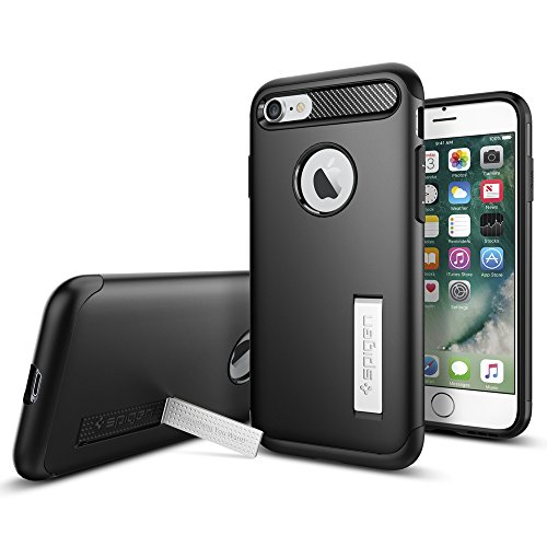 iPhone-7-Case-Spigen-Slim-Armor-AIR-CUSHION-Black-Air-Cushioned-Corners-Dual-Layer-Protective-Case-for-iPhone-7-2016-042CS20647