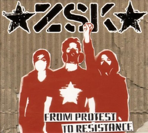 From Protest to Resistance by ZSK