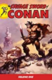 img - for The Savage Sword of Conan, Vol. 1 (v. 1) book / textbook / text book