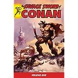 The Savage Sword of Conan, Vol. 1 (v. 1) ~ Roy Thomas