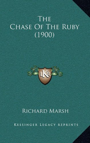 The Chase of the Ruby (1900)