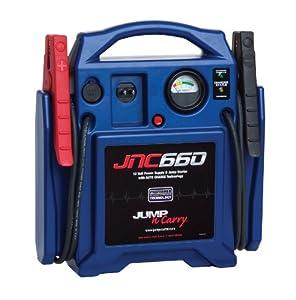 Clore JNC660 'Jump-N-Carry' 1,700 Peak Amp 12-Volt Jump Starter