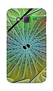 Amez designer printed 3d premium high quality back case cover for Samsung Galaxy J5 (Abstract flower)