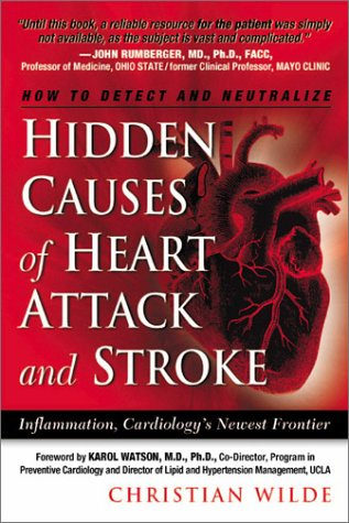 Hidden Causes of Heart Attack and Stroke: Inflammation, Cardiology's New Frontier