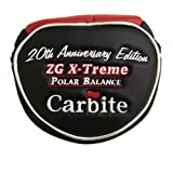 NEW Carbite Golf ZG X-Treme Mallet Putter Head Cover