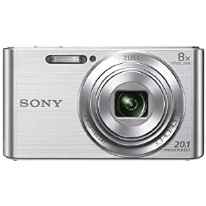 Sony CyberShot DSC W830 20.1 MP Camera at 23% Off at Rs 6540