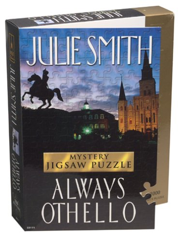 Cheap University Games Author Classic Mystery Jigsaw Puzzle – Julie Smith (B000068BQW)