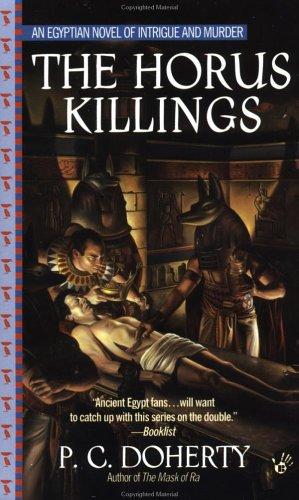 The Horus Killings, P. C. Doherty