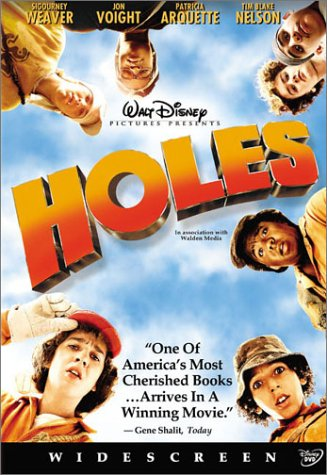 Cover art for  Holes (Widescreen Edition)