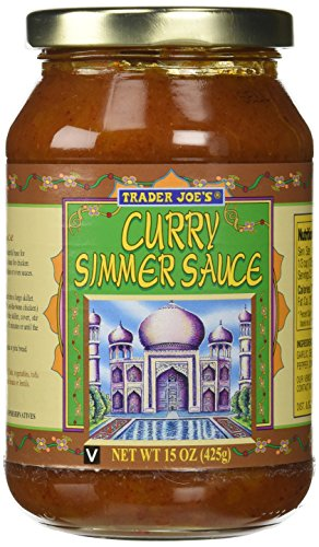 Trader Joe's Curry Simmer Sauce (Indian Curry Simmer Sauce compare prices)