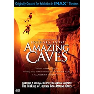 Journey Into Amazing Caves (IMAX) movie