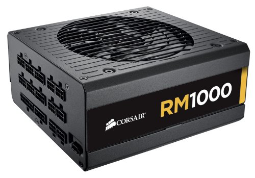 Corsair CP-9020062-UK RM Series RM1000 80 Plus Gold 1000W ATX/EPS Fully Modular Power Supply Unit Black Friday & Cyber Monday 2014