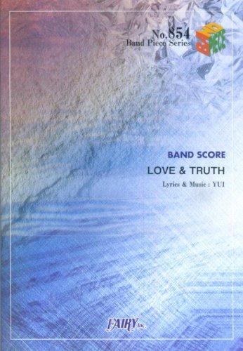 バンドピース854 LOVE&TRUTH by YUI
