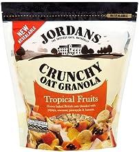 Jordans Cereales Oat Granola Tropical - 750 gr