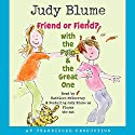 Friend or Fiend? with the Pain and the Great One Audiobook by Judy Blume Narrated by Kathleen McInerney, Judy Blume