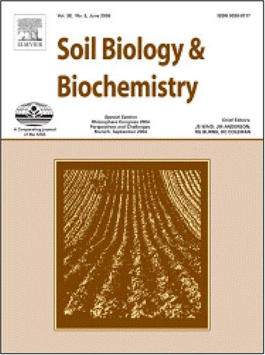 Quantification of ammonia-oxidising bacteria in limed and non-limed acidic coniferous forest soil using real-time PCR [An article from: Soil Biology and Biochemistry]