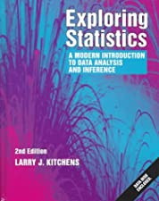 Exploring Statistics A Modern Introduction to Data Analysis and Inference by Larry Kitchens
