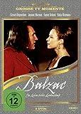 DVD Cover 'Balzac - Ein Leben voller Leidenschaft [2 DVDs]