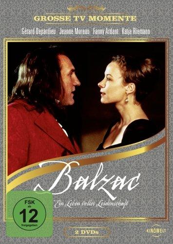 Balzac - Ein Leben voller Leidenschaft [2 DVDs]