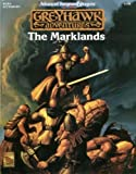The Marklands (Advanced Dungeons & Dragons) (1560765593) by Sargent, Carl