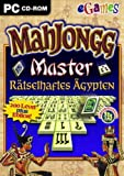 MahJongg Master - Rätselhaftes Ägypten -