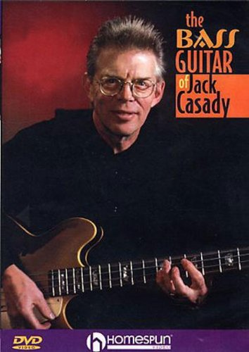 The Bass Guitar Of Jack Casady [1997] [DVD]