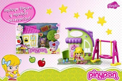 Pinypon Famosa 700010144 - La casa de Pinypon (Surtido: modelos aleatorios)