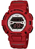 Casio Men's G9000MX-4CR G-Shock Mud Resistant Red Digital Watch