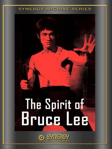 Spirit of Bruce Lee Cover