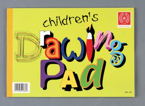 Childrens A4 Drawing Pad 420