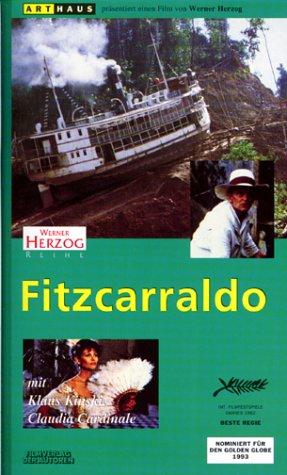 Fitzcarraldo [VHS]