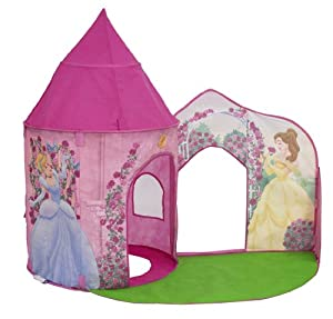 amazon uk princess tent