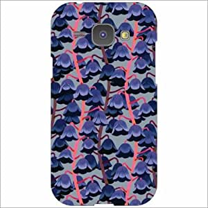 Design Worlds Back Cover Samsung Galaxy J1 - Phone Cover Multicolor