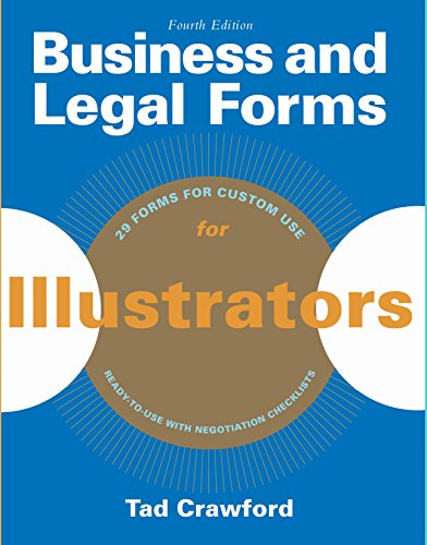 Download Business and Legal Forms for Illustrators