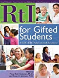 img - for RtI for Gifted Students: A CEC-TAG Educational Resource book / textbook / text book