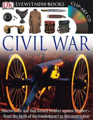 Eyewitness Civil War (Dk Eyewitness Books) front-1003009