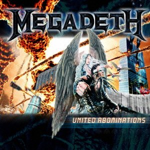 UNITED ABOMINATION +bonus by Megadeth
