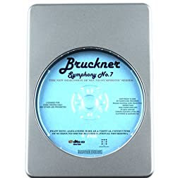 Anton Bruckner: Symphony Nos 7&8 - 7.1 DTS-HD 3D Sound Blu-ray Audio Signature Series