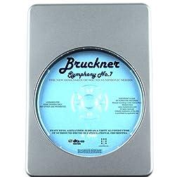 Anton Bruckner: Symphony Nos 7&8 - 7.1 DTS-HD 3D Sound Blu-ray Audio Signature Series