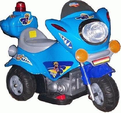kindermotorrad elektro kinder motorrad kinderauto blau. Black Bedroom Furniture Sets. Home Design Ideas
