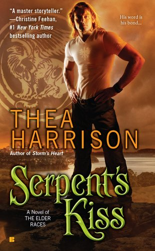 Serpent's Kiss - Thea Harrison