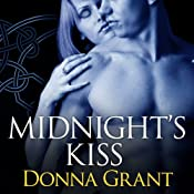Midnight's Kiss: Dark Warriors, Book 5 | [Donna Grant]