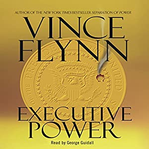 Executive Power Audiobook