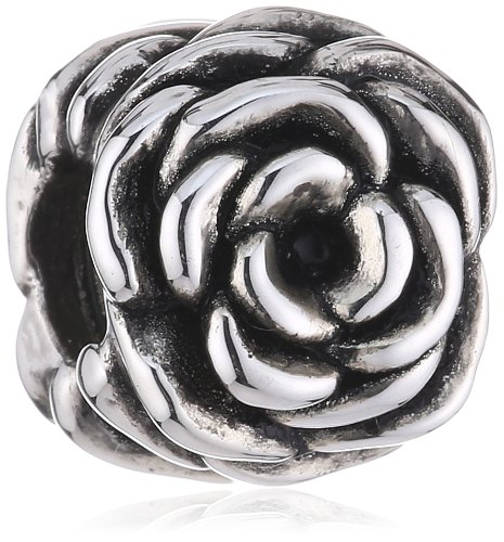 Pasionista 607580 Unisex Sterling Silver 925 Bead