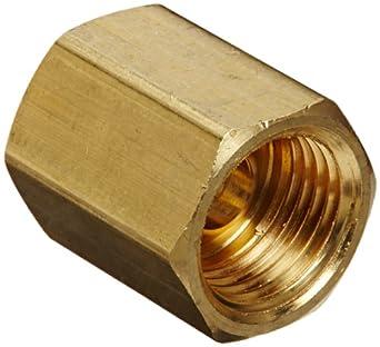 Eaton Weatherhead Brass Ca360 Inverted Flare Brass Fitting