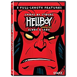 Hellboy Dbl Feature Bd