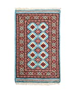 Navaei & Co. Alfombra Kashmir Cielo/Multicolor 102 x 59 cm